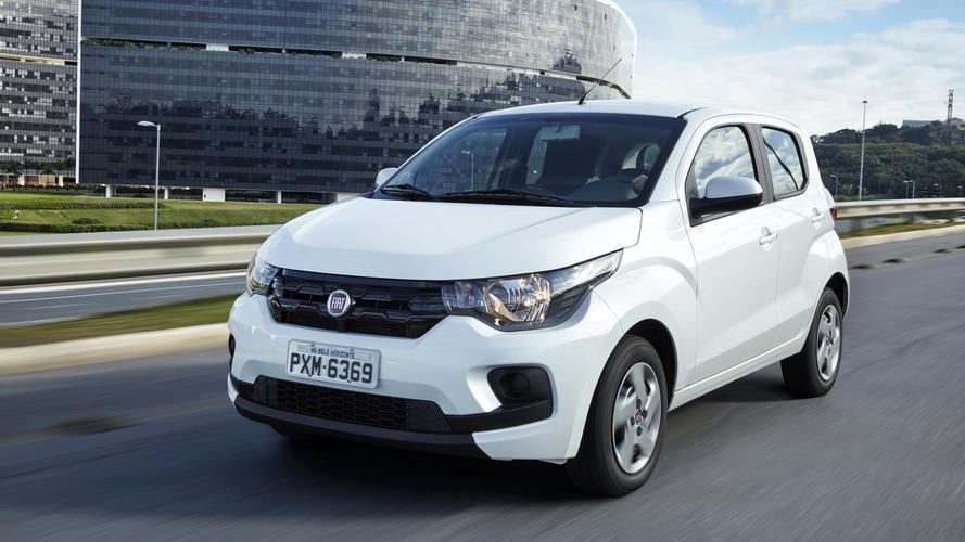 Fiat Mobi ganha nova versão e fica até R$ 2.100 mais barato
