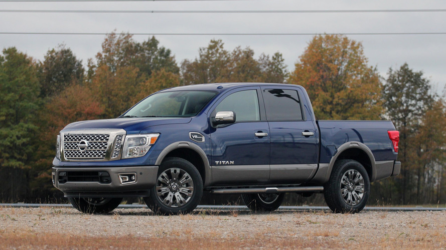 2017 Nissan Titan Review: Meeting the bar