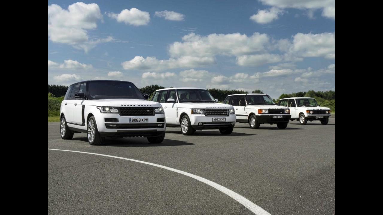 Veja a lista com 8 curiosidades sobre a trajetória do Range Rover