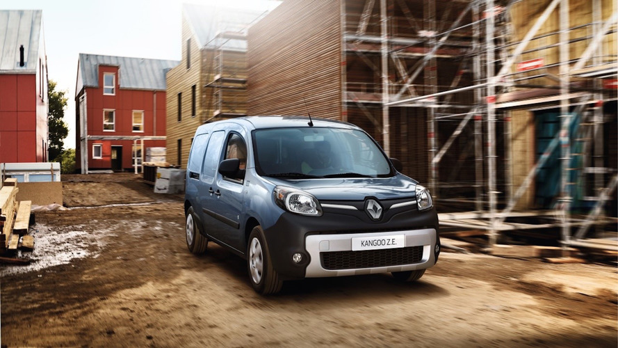 Renault Kangoo Z.E. gets 50 percent boost in range
