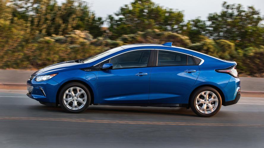 В США снят с производства гибрид Chevrolet Volt