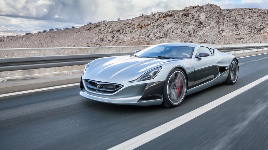 Vídeo - Rimac Concept_One e Bugatti Veyron fazem duelo na costa da Croácia