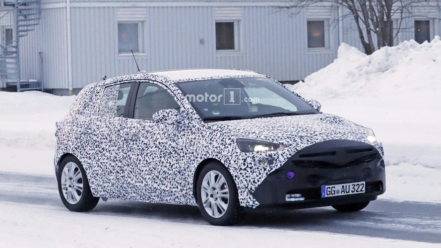 2019 Vauxhall Corsa To Use PSA Platform