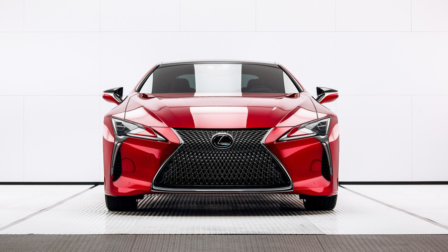 Lexus LC 500 Man and Machine Super Bowl ad