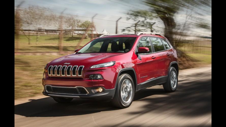 FCA vai investir US$ 280 milhões para produzir inédito Jeep na Índia em 2017