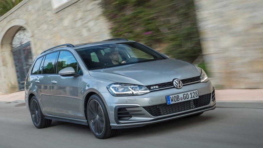 Mais vendidos na Alemanha – Golf volta a brilhar na terra natal
