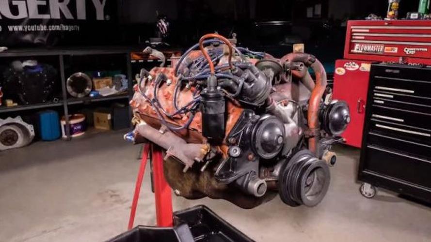 Ford Flathead V8 motorun muhteşem değişimi