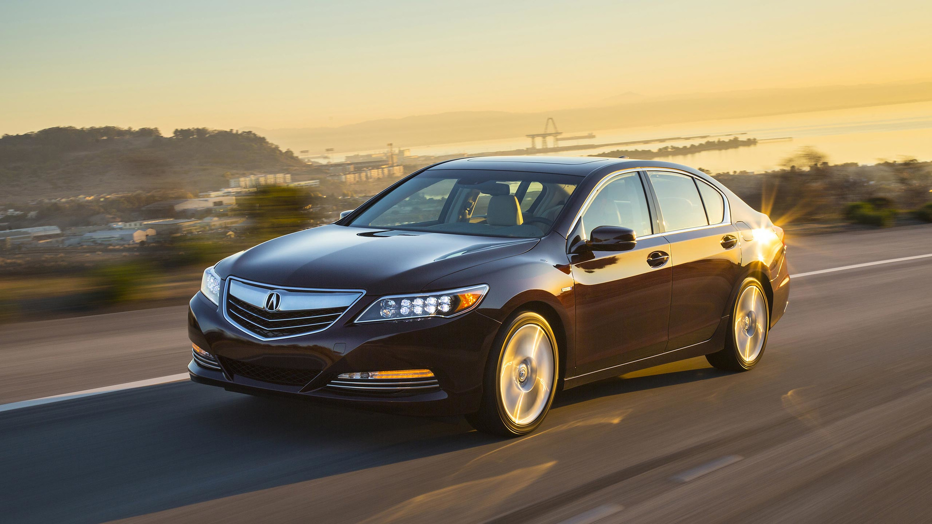 2017 Acura Rlx Sport Hybrid >> The Most Expensive 2017 Acura Rlx Sport Hybrid Is 72 705