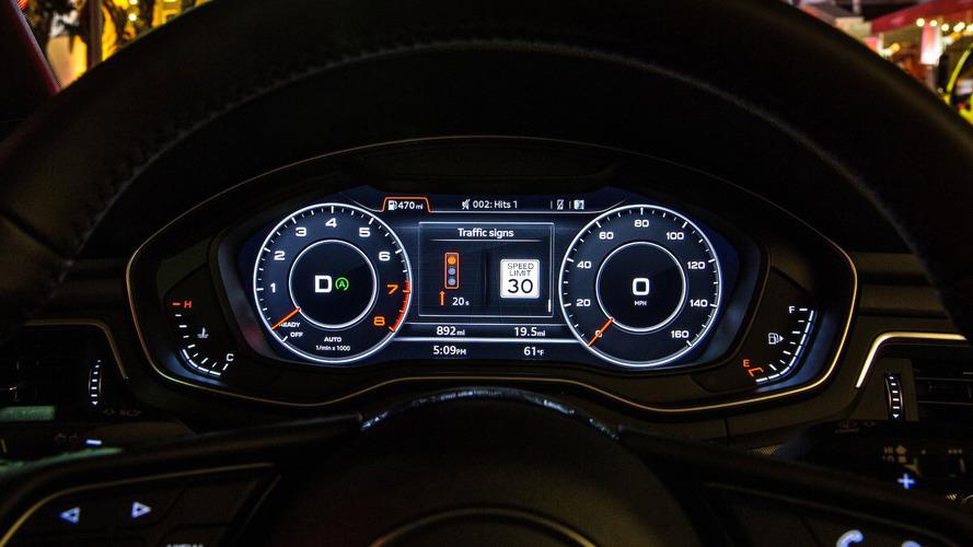 Audi ABD'de trafik ışığı bilgilendirmesi sistemini sunan ilk üretici oldu