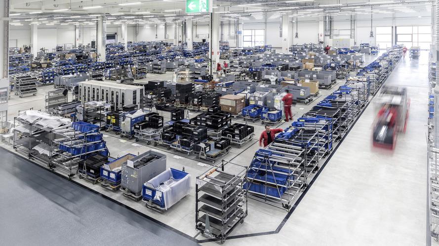 La production automobile ralentie par un manque de composants électroniques