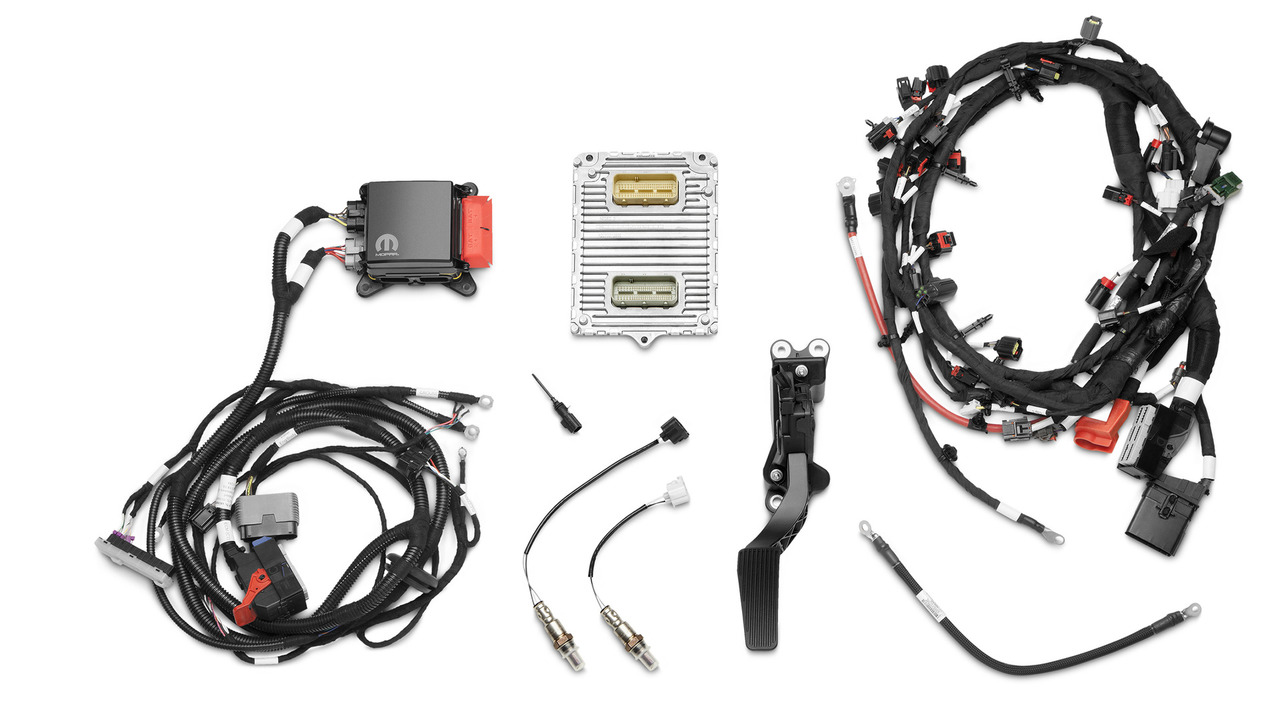 Mopar Crate Engine Kits Make It Easier To Put A Hemi In Your Hot Rod Street Wiring Harness Kit