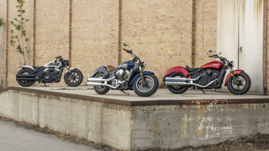 Indian Scout, le novità del 2019
