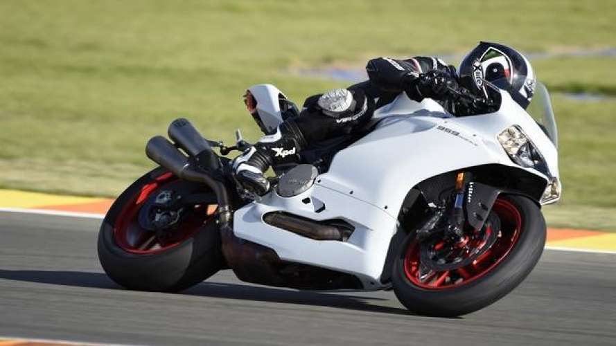 Ducati 959 Panigale - TEST