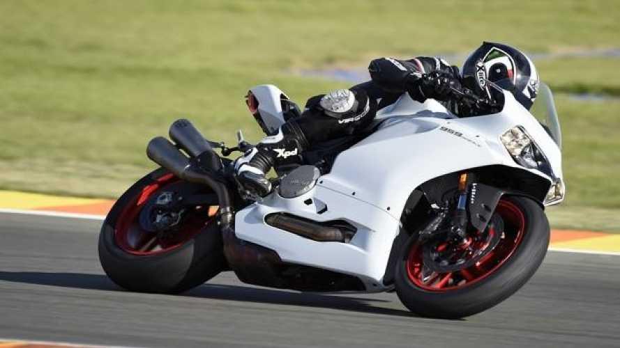 Ducati 959 Panigale - TEST