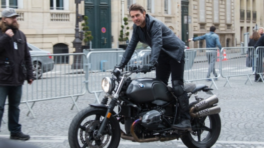 Bmw, R nineT protagonista di Mission: Impossible Fallout [VIDEO]