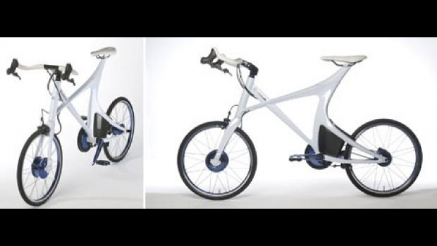Lexus Hybrid Bicycle Concept