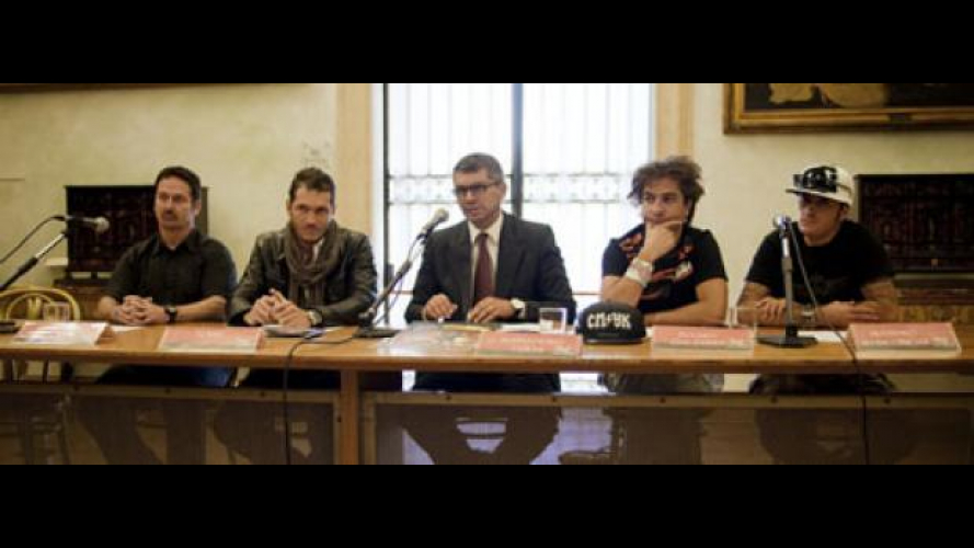 Red Bull X-Fighters 2010: conferenza stampa LIVE