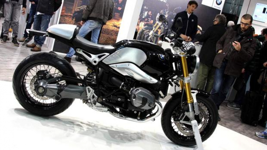 BMW al Motor Bike Expo 2014