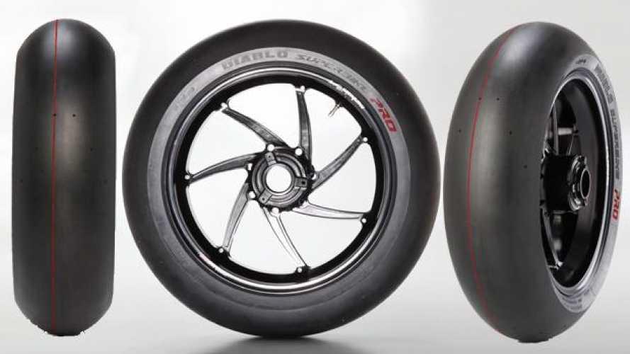 Nuovo Pirelli Diablo Superbike PRO