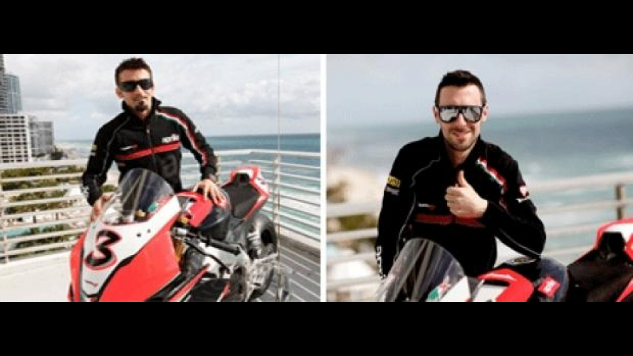 WSBK 2012: Biaggi e Laverty