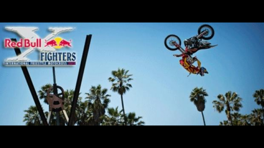 Red Bull X-Fighters 2012: Torres a Venice Beach