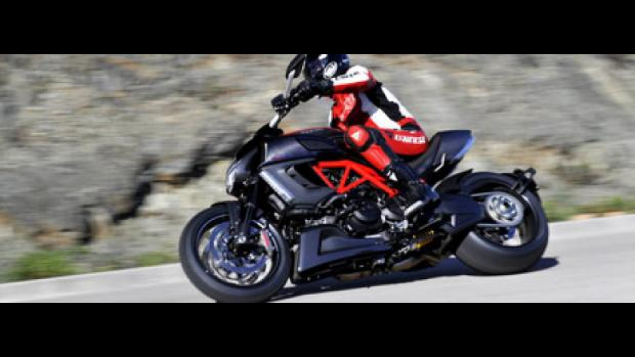 Ducati Diavel 2011 - TEST