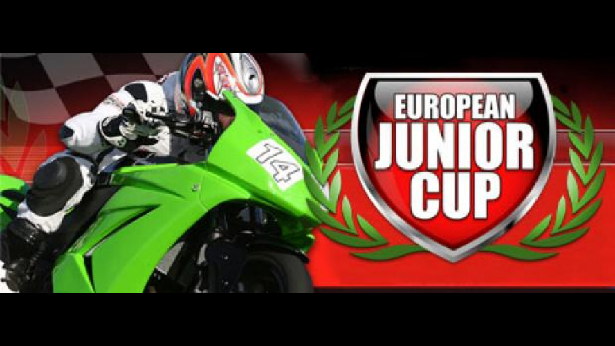 Nasce la European Junior Cup 2011