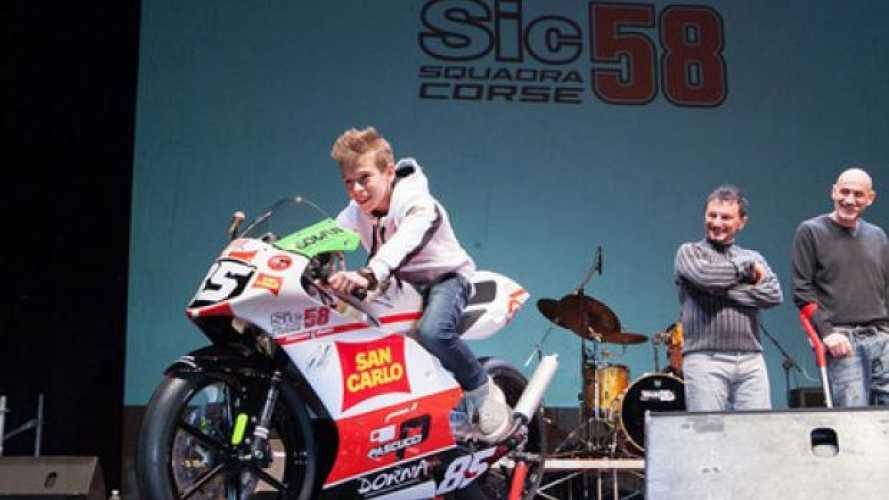"""Nasce """"Sic 58 Squadra Corse"""" di Paolo Simoncelli"""
