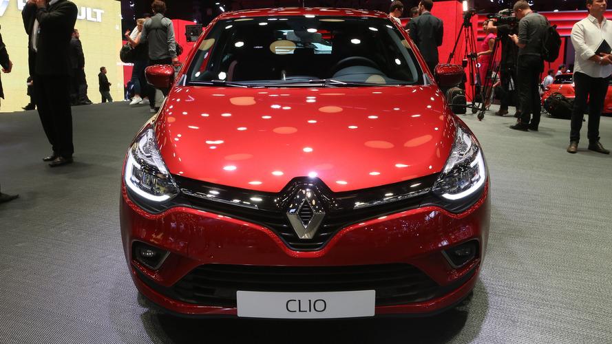 Renault Clio 2017 salón de París