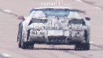 Chevy Corvette ZR1 Spy Shots