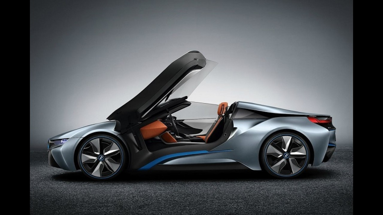 Could The Next Generation Bmw I8 Get 750hp Motor1 Com Photos