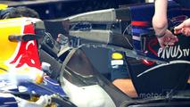 Red Bull F-Kanal sistemini kullanıyor