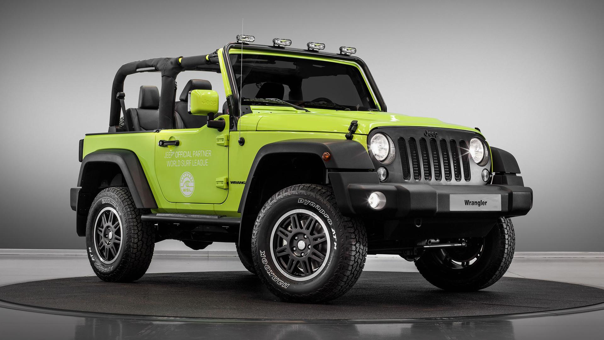 Jeep Wrangler Rubicon And Renegade Receive Mopar
