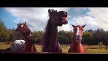VW Trailer Assist horse commercial