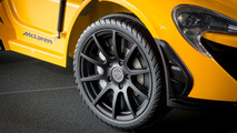 McLaren P1 akülü araç