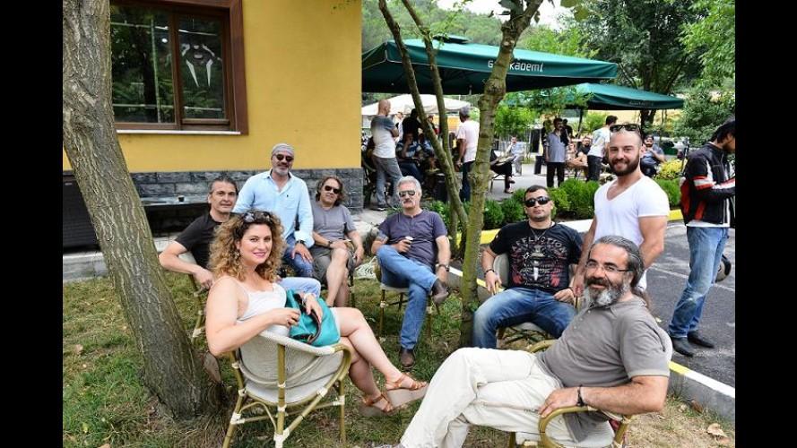 Motosiklet Tutkunları  Ferco Moto Day'de Buluştu