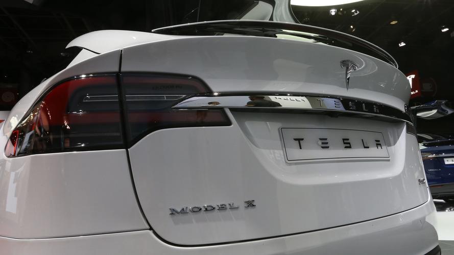 Crash du Model X - Une erreur humaine selon Tesla