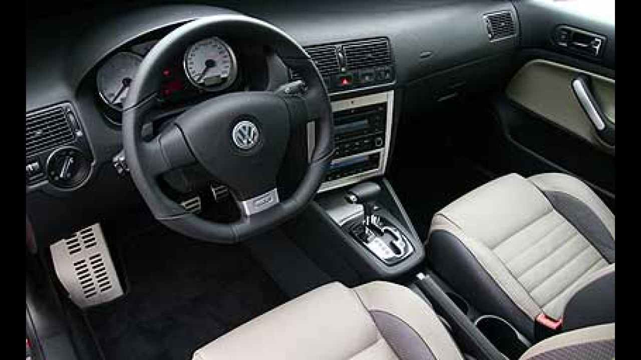 Volkswagen lança oficialmente o novo Golf 2008