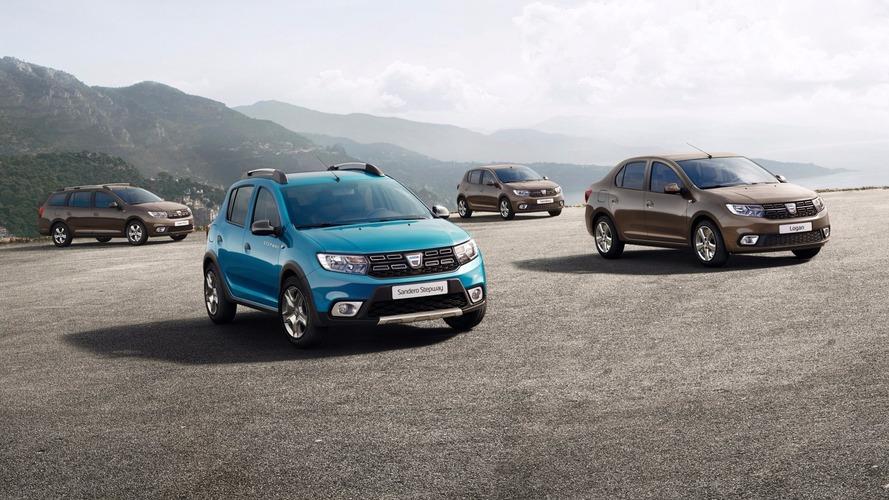 Coup de jeune pour les Dacia Sandero et Logan au Mondial de Paris