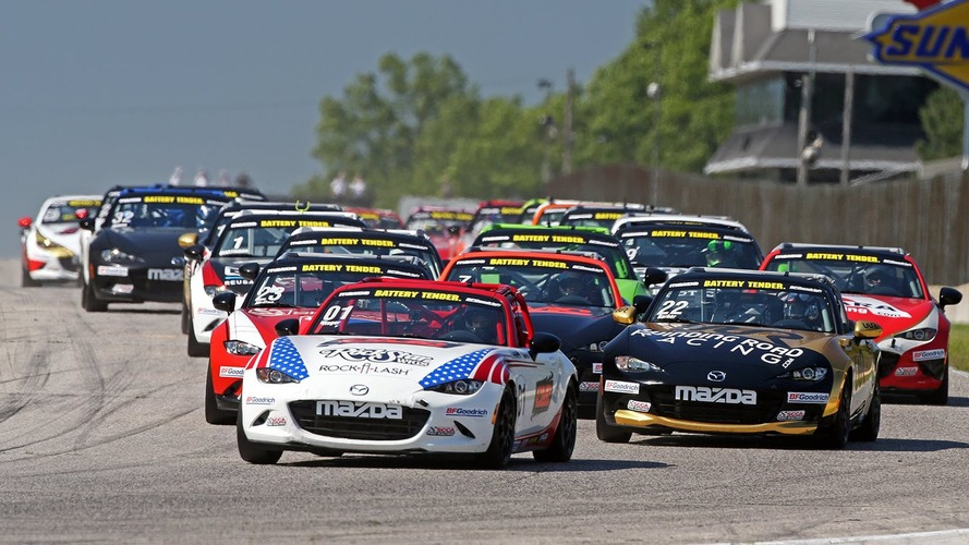 Mazda MX-5 Miata Cup car price increases for 2017