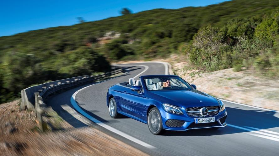 Mercedes'in yeni S ve C Serisi Cabriolet modelleri Türkiye'de satışa sunuldu