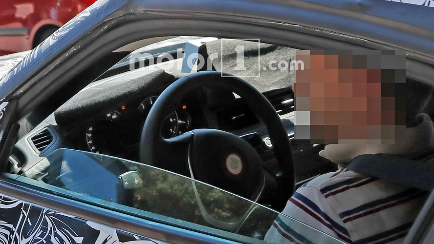 2019 Toyota Supra spy photo