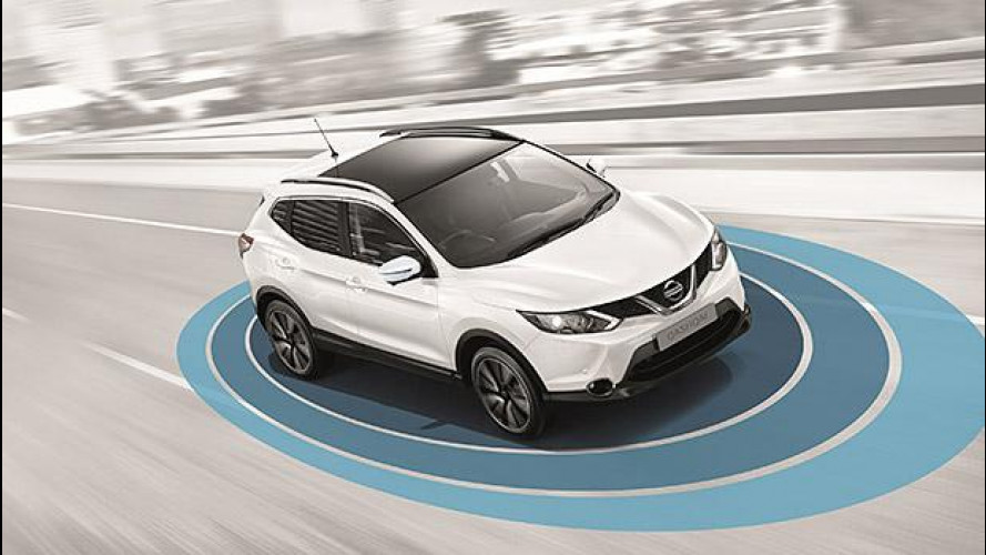 Nissan e Genertel, la sicurezza fa risparmiare