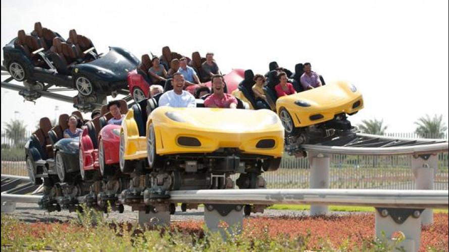 Ferrari, il parco divertimenti più grande nascerà in Cina