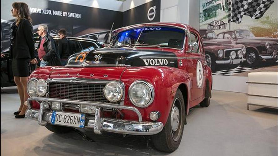 Auto e Moto d'Epoca, l'Heritage di Volvo