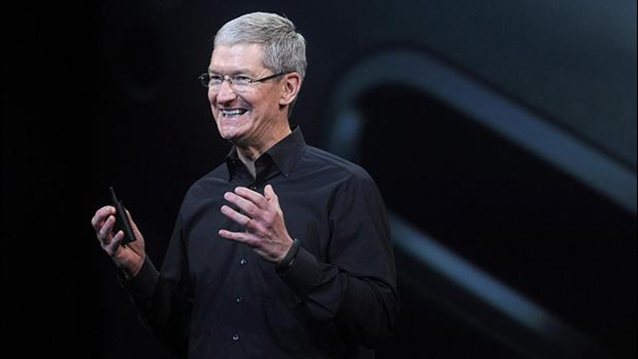 [Copertina] - Tim Cook (Apple):