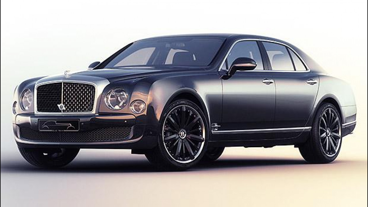 [Copertina] - Bentley Mulsanne Speed