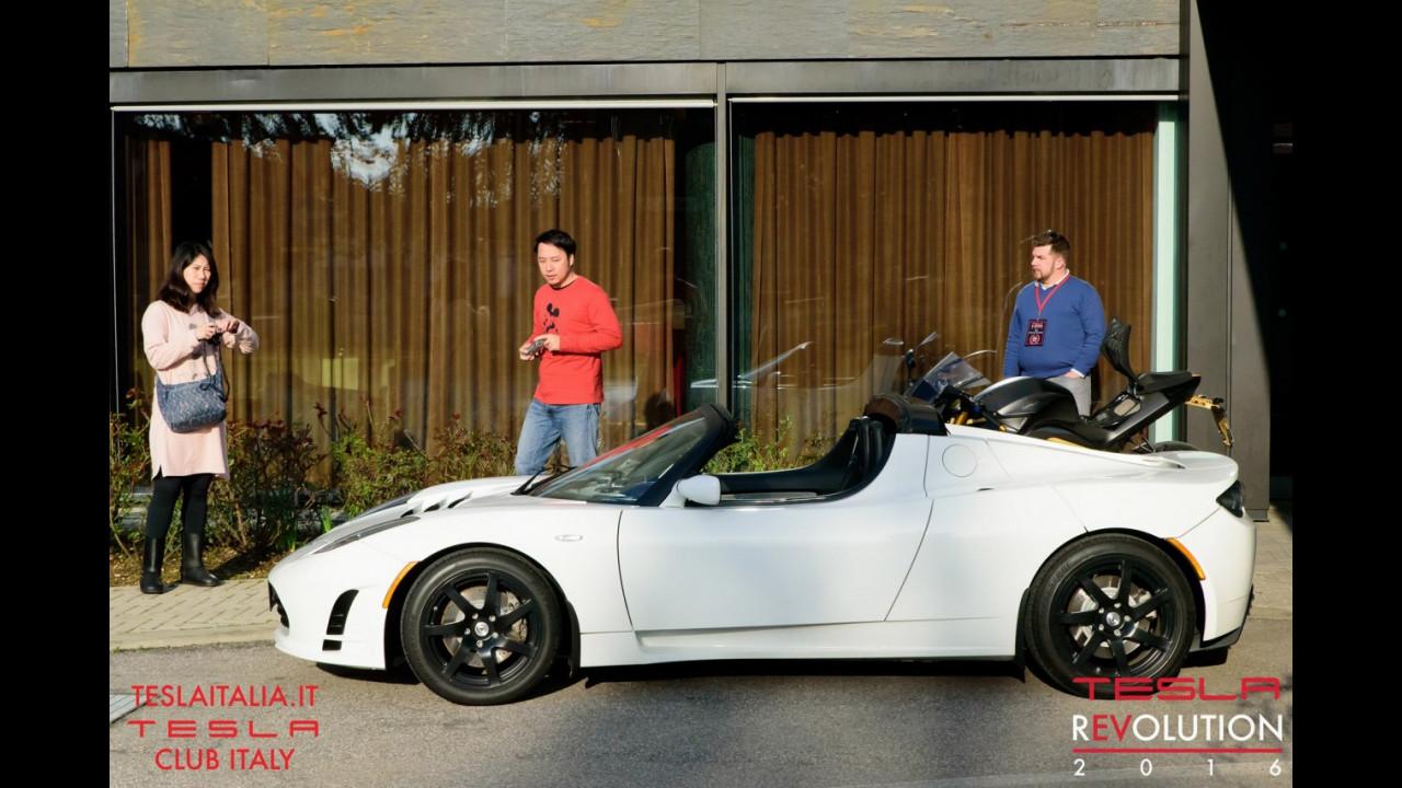 Tesla Revolution, l'edizione 2016