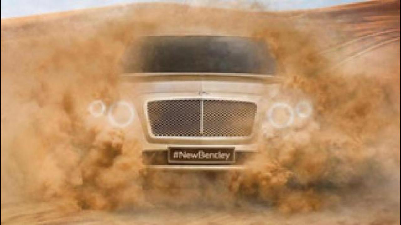 [Copertina] - Bentley, il SUV da 180mila euro si compra a occhi chiusi