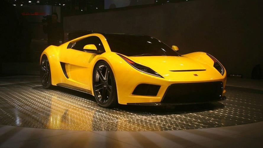 Saleen S5S Raptor Concept Debuts